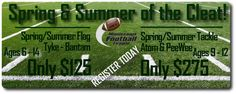 Spring Summer Registration Opens for the Mississauga Football League! Flag and Tackle! Flag, Spring Summer, Football, Events, Soccer, Futbol, Science, American Football, Flags