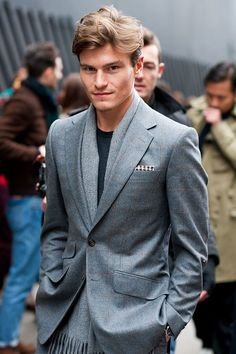 The Best Dressed Men at London, Milan, and Paris Fashion Week | GQ