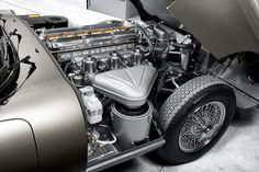 Jaguar E-Type | Tumblr