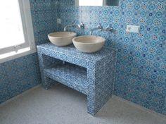 Vintage #BATHROOM BATHROOM