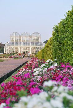 Jardim Botânico de Curitiba – Brazil
