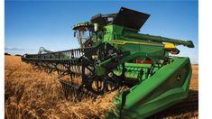 Grain Harvesting   X9 Combines   John Deere US