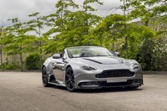 Aston Martin's Q Division Turns the Vantage GT12 Into a Roadster | American Luxury