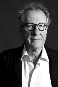 Geoffrey Rush by Caitlin Cronenberg