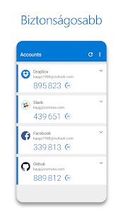 Microsoft Authenticator – Alkalmazások a Google Playen Google Play, 30 Second Timer, Multi Factor Authentication, One Time Password, Microsoft Corporation, Apps, App Support, Face Id, Applications