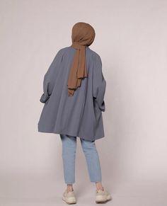 #teenkidfashionandbeauty Modern Hijab Fashion, Street Hijab Fashion, Hijab Fashion Inspiration, Muslim Fashion, Colorful Fashion, Casual Hijab Outfit, Hijab Chic, Casual Outfits, Ootd Hijab