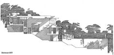 The Arcuate: Second Exemplar: C House. Donovan Hill Architects.