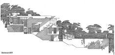 The Arcuate: Second Exemplar: C House. Donovan Hill Architects.