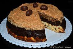 Pasca in trei straturi ~ Bucataria Irinei... Romanian Desserts, Romanian Food, Romanian Recipes, Pie Recipes, Dessert Recipes, Cooking Recipes, Easter Pie, Pastry And Bakery, I Want To Eat