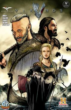 SAM-COMICS: Vikings 01