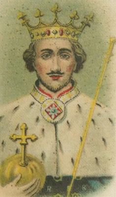 Richard II (6 January 1367 – c. 14 February 1400) was the eighth King of England of the House of Plantagenet. He ruled from 1377 until he was deposed in 1399. Richard was a son of Edward, the Black Prince and was born during the reign of his grandfather, Edward III.