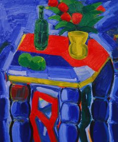 Celebration Oil On Canvas 48 x 60 inches Private Collection New York Peterwhitestudio@mindspring.com R White, Oil On Canvas, Celebration, York, Artist, Painting, Collection, Painted Canvas, Artists