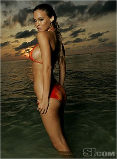 Bar Refaeli - Sports Illustrated Swimsuit 2007