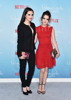 Laura Marano Photos Photos - Premiere of Netflix's 'Gilmore Girls: A Year in rhe Life' - Arrivals - Zimbio