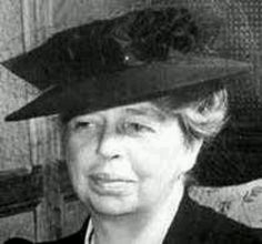 """ELEANOR ROOSEVELT (1884–1962). Eleanor Roosevelt was a visionary and inspiration to all of those who knew her, and her legacy continues to shape the lives of women today. """"You gain strength, courage and confidence by every experience in which you really stop to look fear in the face. You must do the things which you think you cannot do."""""""