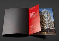 Different sized pages Portfolio Layout, Portfolio Design, Editorial Design, Editorial Layout, Property Branding, Real Estate Ads, Graphic Design Brochure, Leaflet Design, Special Pictures