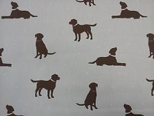 Clarke and Clarke Rover Duck Egg Dogs Fabric wide Cotton Crafts, Fabric Crafts, Dog Pattern, All Craft, Craft Projects, Craft Ideas, Moose Art, Iron, Quilts