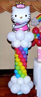 Hello Kitty Column
