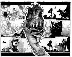 Batwoman 14 pg 8 and 9 | Flickr - Photo Sharing!