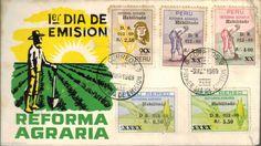 Peru 1969 FDC Reforma Agraria