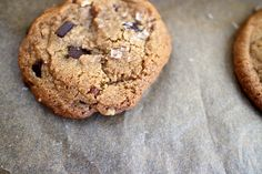 Brown Butter Chocolate Chip Cookies with Pecans Recipe on Yummly