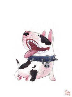 SharkDog by oneoh.deviantart.com on @deviantART