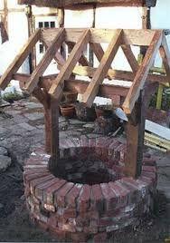 Resultado de imagem para brick wishing wells