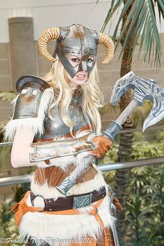 That's cool but your helm is not right ;) all you skyrim people know what I'm talkin about.