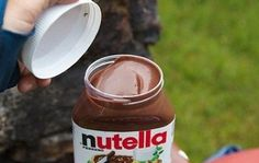 I've never tried nutella :o