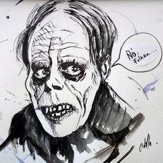 Joker, Fictional Characters, Card Stock, Ink, Watercolor Painting, Drawings, The Joker, Fantasy Characters, Jokers