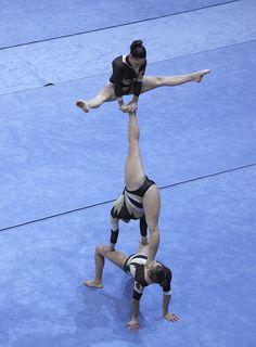 rhythmic gymnastics in Bilbao