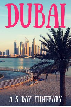 What to do if you have five days in Dubai? There's so much to fit in, but with this action-packed itinerary, you'll leave feeling like you've 'done' Dubai!  Dubai Mall | Marina | Skyline | City skyscrapers | Desert safari | Camels | Downtown Dubai | Shopping | Luxury hotels | Palm Jumeirah