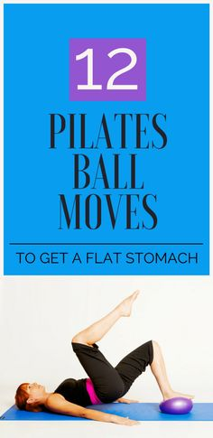 Stability balls are great to start easily with your Pilates exercises. Especially when you are looking to get a flatter tummy. Thus, they are more than just a funny way to bounce on! You could succ…