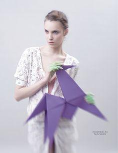 Alexis Magazine #9 Year Two  Styling : Sarah Zuloeta  Photo Riccardo Bernardi  MUA: Isabella Sabbioni