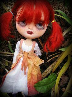 OOAK Custom ICY Doll Sedona BlytheLike Big Eyed by cindysowers