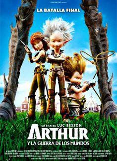 Arthur 3: La guerra de los mundos - online 2010