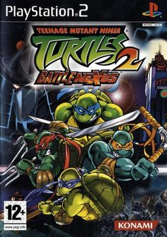Achetez TEENAGE MUTANT NINJA TURTLES 2 : BATTLENEXUS sur PS2 à prix cassé avec GameCash, le plus grand choix de jeux occasion partout en France !! Garantie 6 mois, retrait ou livraison.