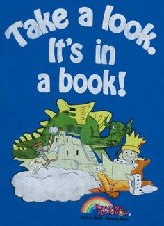 Reading Rainbow! my childhood