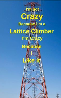 #klettern #latticeclimbing #Gittermast #strommast #working #Pylon #art #climb #ironworker #steelworker #linemanpride #Japan #Germany #usa Tower Climber, Power Lineman, Im Crazy, High Voltage, Climbers, Germany, Japan, Usa, Architecture