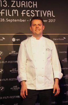 Stefan Heilemann Cooking with Nespresso at Nespresso, Wine Recipes, Chefs, Film Festival, Chef Jackets, Restaurants, Cooking, Board, Blog