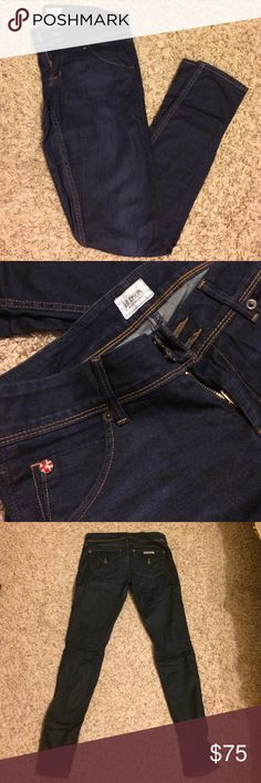 Hudson Jeans Excellent condition. These fit so good! Hudson Jeans Pants Skinny