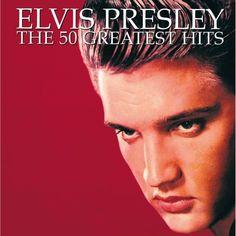 Vinyl Elvis Presley - 50 Greatest Hits, Music on Vinyl, Jazz Songs, Karaoke Songs, Elvis Presley Songs, If I Can Dream, Dream Live, Film Love Actually, Rockabilly, Nashville, Sentences