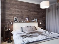 Stockholm Apartment Design within Shabby Chic Style - Bedroom Design Stockholm Apartment, Cozy Apartment, Apartment Design, Apartment Interior, Apartment Living, Nordic Interior Design, Cosy Interior, Home Bedroom, Bedroom Decor