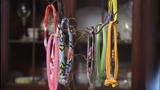 Make your own adorable hair ties and headbands from old t-shirts: http://livewelln.co/1lwHX0p