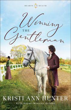 Winning the Gentleman by: Kristi Ann Hunter Regency Romance Novels, Historical Romance, Historical Fiction, Romance Books, Book Cover Art, Book Art, Book Covers, Great Books, New Books