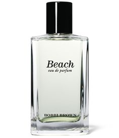 Beach Fragrance by Bobbi Brown.  Smells divine!  My next fragrance purchase!