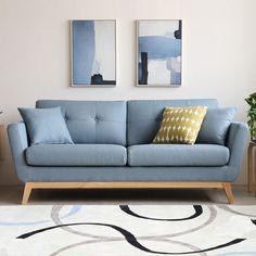 Decor Home Living Room, Living Room Images, Elegant Living Room, Living Room Sofa, Interior Design Living Room, Home And Living, Bedroom Decor, Home Decor, Canapé Design