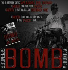 Bomb by J. A. Huss