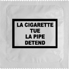 Blague fumeuse...