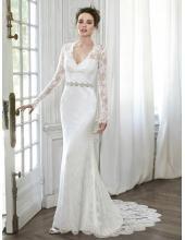 Maggie Sottero Elegante Brautkleider 2015 - Style Darla 5MW108